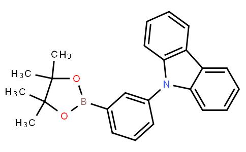 OL10185 | 870119-58-7 | 9-[3-(4,4,5,5-Tetramethyl-1,3,2-dioxaborolan-2-yl)phenyl]carbazole