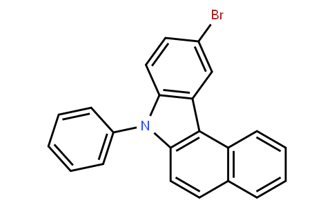 OL10197 | 1210469-11-6 | 10-Bromo-7-phenyl-7H-benzo[c]carbazole