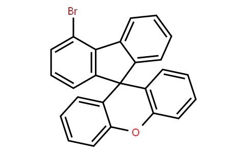 OL10201 | 1609484-45-8 | 4-Bromo-spiro[9H-fluorene-9,9'-[9H]xanthene]
