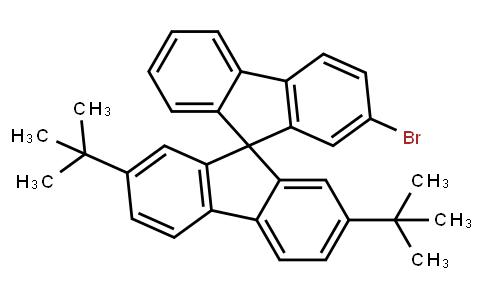 OL10211 | 393841-81-1 | 2'-Bromo-2,7-di-tert-butyl-9,9'-spirobifluorene