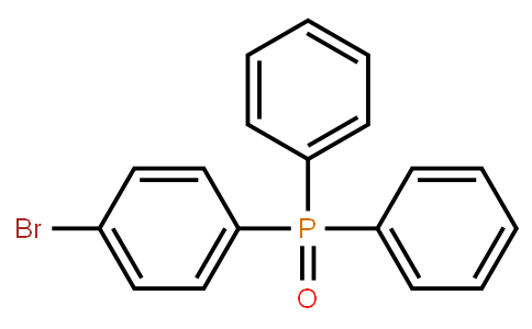 (4-Bromophenyl)diphenylphosphine oxide