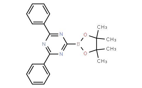 2,4-Diphenyl-6-(4,4,5,5-tetramethyl-[1,3,2] dioxaborolan-2-yl)-[1,3,5]triazine