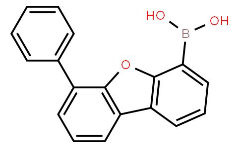 OL10241 | 1010068-85-5 | 6-苯基二苯并呋喃-4-硼酸