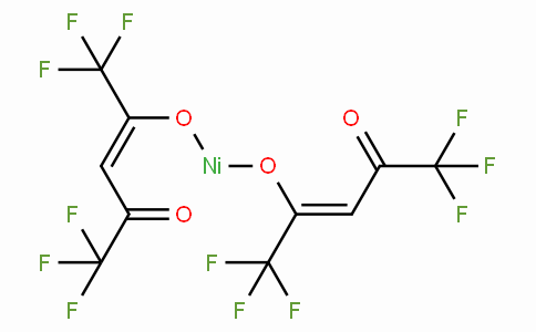 SC10031 | 14949-69-0 | Nickel(II) hexafluoroacetylacetonate hydrate