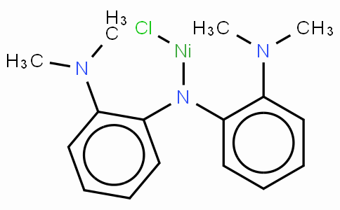 SC10044 | 1033772-47-2 | Bis[(2-dimethylamino)phenyl]amine nickel(II) chloride