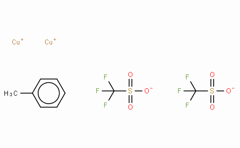 SC10049 | 48209-28-5 | Copper(I) trifluoromethanesulfonate toluene complex(2:1)
