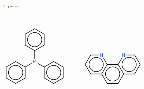 SC10051 | Bromo(1,10-phenanthroline)(triphenylphosphine)copper(I)