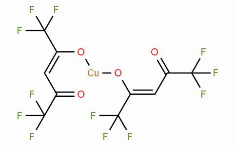 SC10067 | Copper(II) hexafluoroacetylacetonate, anhydrous,  Cu(CF3COCHCOCF3)2