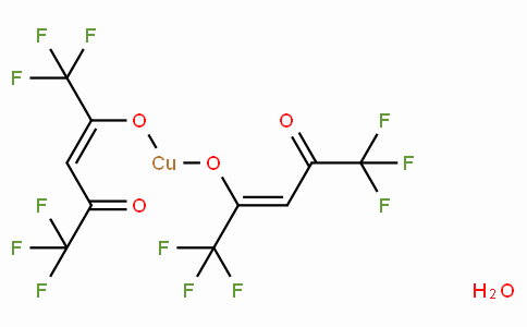 Copper(II) hexafluoro-2,4-pentanedionate hydrate