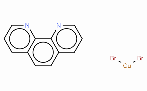 Dibromo(1,10-phenanthroline)copper(II)