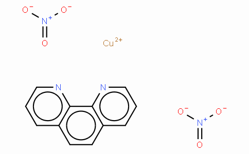 Dinitrato(1,10-phenanthroline)copper(II)
