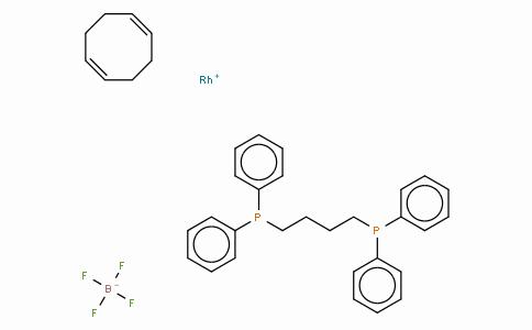 SC10108 | 1,4-Bis(diphenylphosphino)butane(1,5-cyclooctadiene)rhodium(I) tetrafluoroborate, dichloromethane adduct