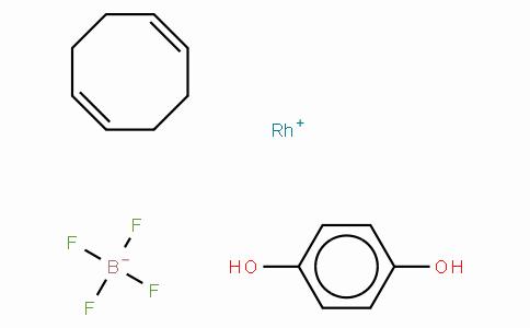 SC10113 | 120967-70-6 | 1,5-Cyclooctadiene(hydroquinone)rhodium(I) tetrafluoroborate