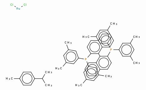 SC10125 | Chloro{(R)-(+)-2,2'-bis[di(3,5-xylyl)phosphino]-1,1'-binaphthyl}(p-cymene)ruthenium(II) chloride,  [RuCl(p-cymene)((R)-xylbinap)]Cl