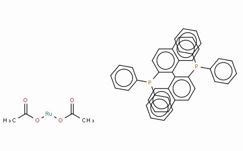 SC10141 | Diacetato[(R)-(+)-2,2'-bis(diphenylphosphino)-1,1'-binaphthyl]ruthenium(II), Ru(OAc)2[(R)-binap]