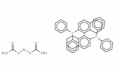 SC10161 | 374067-51-3 | Diacetato[(R)-(+)-2,2'-bis(diphenylphosphino)-5,5',6,6',7,7',8,8'-octahydro-1,1'-binaphthyl]ruthenium(II), Ru(OAc)2[(R)-H8-binap]