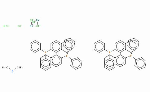 SC10195 | [NH2Me2][{RuCl((R)-H8-binap)}2(μ-Cl)3]