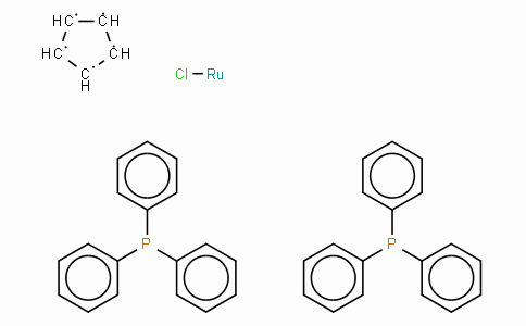 Chloro(cyclopentadienyl)bis(triphenylphosphine)ruthenium(II)