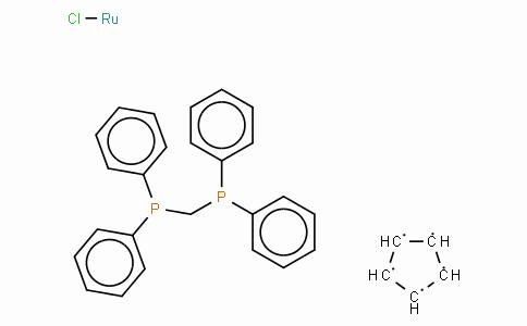 SC10203 | Chloro(cyclopentadienyl)[bis(diphenylphosphino)methane]ruthenium(II)