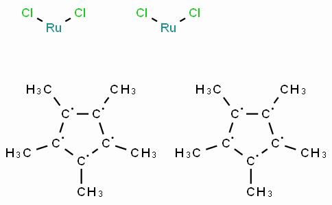 Dichloro(pentamethylcyclopentadienyl)ruthenium(III) polymer, [Cp*RuCl2]n