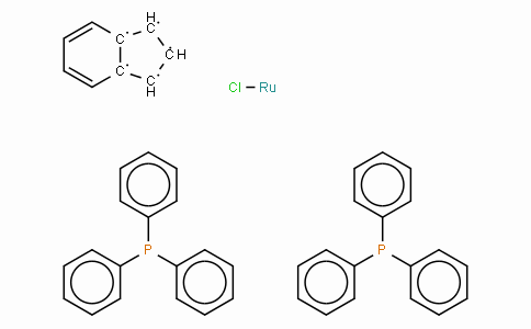 Chloro(indenyl)bis(triphenylphosphine)ruthenium(II),dichloromethane adduct