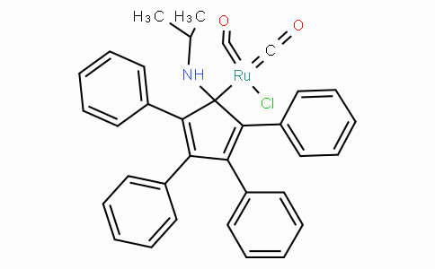 SC10262 | Chlorodicarbonyl[1-(i-propylamino)-2,3,4,5-tetraphenylcyclopentadienyl]ruthenium(II)