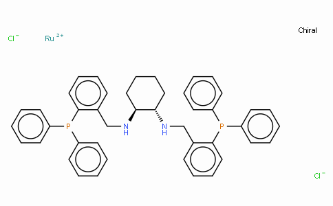 SC10276 | Dichloro{(1S,2S)-N,N-bis[2-(diphenylphosphino)benzyl]cyclohexane-1,2-diamine}ruthenium(II)