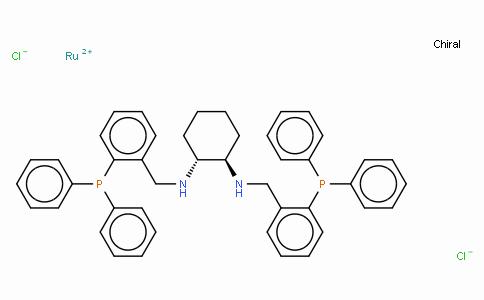 SC10279 | Dichloro{(1R,2R)-N,N-bis[2-(diphenylphosphino)benzyl]cyclohexane-1,2-diamine}ruthenium(II)