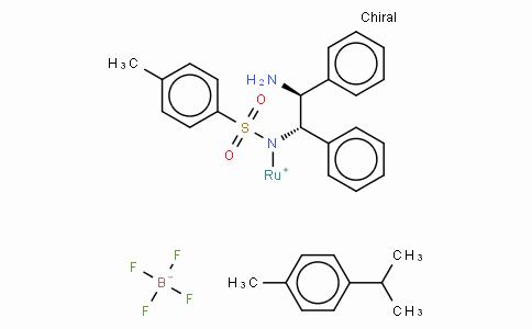 {[(1S,2S)-2-amino-1,2-diphenylethyl](4-toluenesulfonyl)amido}(p-cymene)ruthenium(II) tetrafluoroborate