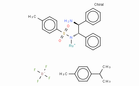 SC10309 | 1192483-25-2 | {[(1S,2S)-2-amino-1,2-diphenylethyl](4-toluenesulfonyl)amido}(p-cymene)ruthenium(II) tetrafluoroborate