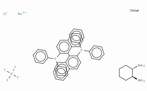 SC10319 | Chloro[(S)-2,2'-bis(diphenylphosphino)-1,1'-binaphthyl][(1S,2S)-cyclohexane-1,2-diamine]ruthenium(II) tetrafluoroborate