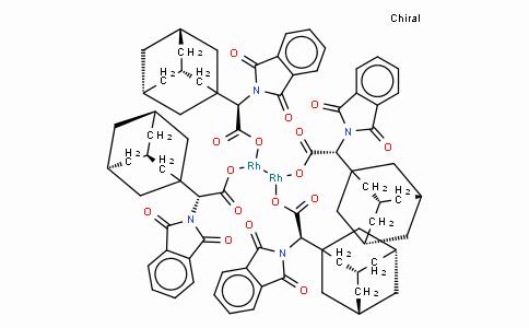 SC10374 | 909393-65-3 | Tetrakis[(R)-(-)-(1-adamantyl)-(N-phthalimido)acetato]dirhodium(II), Rh2(R-PTAD)4