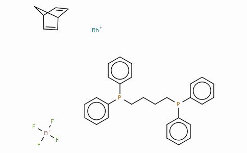SC10392 | 82499-43-2 | (Bicyclo[2.2.1]hepta-2,5-diene)[1,4-bis(diphenylphosphino)butane]rhodium(I) tetrafluoroborate