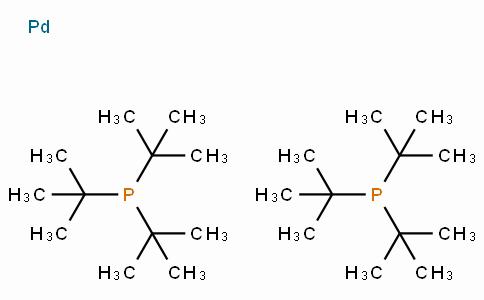 Bis(tri-t-butylphosphine)palladium (0)
