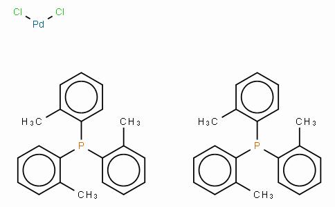 SC10409 | 40691-33-6 | trans-Dichlorobis(tri-o-tolylphosphine)palladium(II)