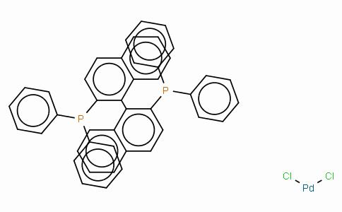 Dichloro[(R)-(+)-2,2'-bis(diphenylphosphino)-1,1'-binaphthyl]palladium(II)