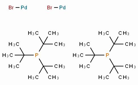 SC10465 | Di-μ-bromobis(tri-t-butylphosphino)dipalladium(I)