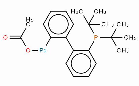 SC10488 | Acetato(2'-di-t-butylphosphino-1,1'-biphenyl-2-yl)palladium(II)