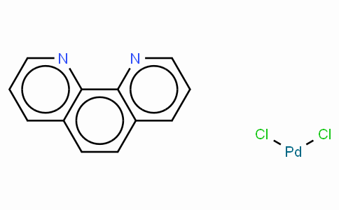 Dichloro(1,10-phenanthroline)palladium(II)