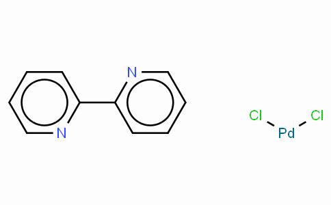 SC10510 | 14871-92-2 | (2,2′-Bipyridine)dichloropalladium(II)