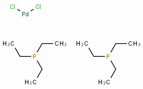 SC10519 | Dichlorobis(triethylphosphine)palladium(II)
