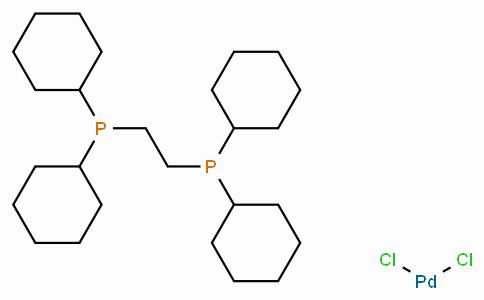 SC10529 | 96165-44-5 | [1,2-Bis(dicyclohexylphosphino)ethane]palladium(II) chloride