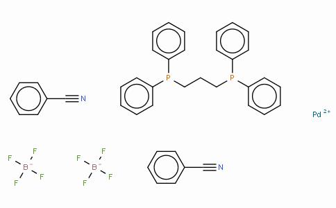 SC10535 | Palladium(II)[1,3-bis(diphenylphosphino)propane]-bis(benzonitrile)-bis-tetrafluoroborate