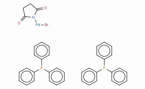 SC10544 | 251567-28-9 | trans-Bromo(N-succinimidyl)bis(triphenylphosphine)palladium(II)
