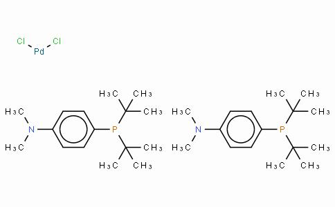 SC10556 | Bis(di-tert-butyl(4-dimethylaminophenyl)phosphine)dichloropalladium(II)