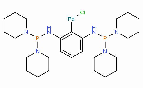SC10565 | 955035-37-7 | [2,6-Bis[(di-1-piperidinylphosphino)amino]phenyl]palladium(II) chloride