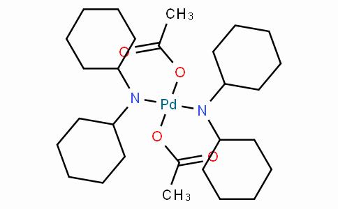 SC10585 | 628339-96-8 | trans-Bis(dicyclohexylamine)palladium(II) acetate, DAPCy