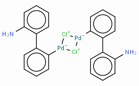SC10587 | 847616-85-7 | Chloro(2'-amino-1,1'-biphenyl-2-yl)palladium(II) dimer, min.