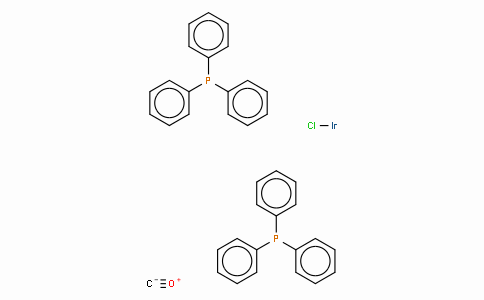 Carbonylchloro bis(triphenylphosphine)iridium(I)