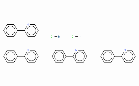 SC10646 | 二氯四[ 2-(2-吡啶基)苯基]二铱(III)